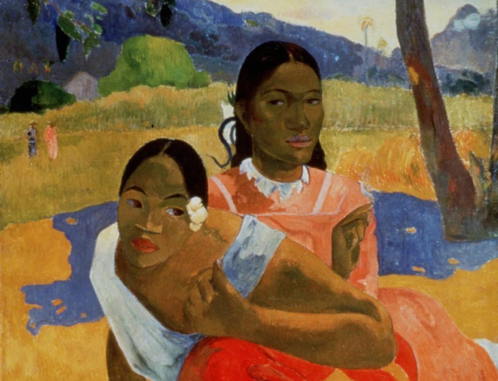 Paul Gauguin – When will you Marry  Top 5 most expensive art pieces When you will marry me 1024x783